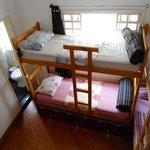 6-bedded female ensuite dorm