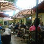 Sun Garden patio