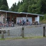 The Bike Place in Kielder