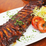 unlimited ribs....