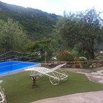 Casa Mazzola interior garden