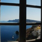 """Exquisite view from our room at """"Inn of the Falling Stars"""", part of """"1864 The Sea Captain's Hous"""