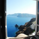 """Exquisite view from our room at """"Inn of the Falling Stars"""", part of """"1864, The Sea Captains Hous"""