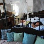 Comfortable, homey room