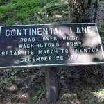 the continental trail