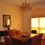 Suite Dining room area