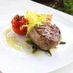 Mediterrean steak