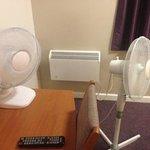 No Air Conditioning