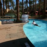the lazy river... a whole lot of fun!!!