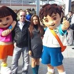 come to the Seaview says Dora and friends