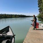 Foto de Alaska Riverview Lodge