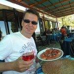 Bruchetta met tomaat, anchovis en knoflook.....