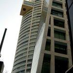 Edificio céntrico.
