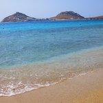 la spiaggia di Kalafati