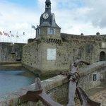 Entrée vielle ville Concarneau