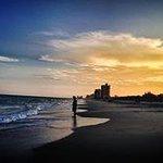 Sunset at Myrtle Beach