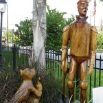 the Tin Man and Toto