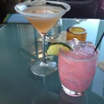 Cocktails - nice change from wine