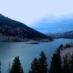 Lake San Cristobol by L. Johnston