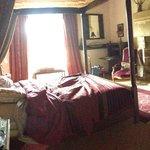 chambre avant ménage (bien sur)