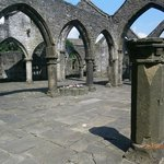 Heptonstall old church