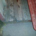 rotten floor