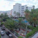 the hotel tropic pool