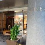 Hyatt Olive 8 Entrance