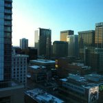 View from Room, Denver Skyline