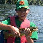 Fishin' on the White River