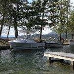 small boat docks