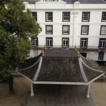 Room 31 with view across The Pantiles