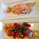 Spicy Clari Roll & The Eric Roll