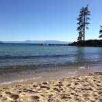 Sand Harbor State Park Beach