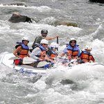 Our Gallatin Rafting Trip on August 2013