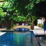 Pra Nang Inn pool