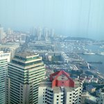View from 34th floor