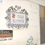 FIVE BLOCKS FROM MAIN SHOPPING STREET CALLE EL CONDE