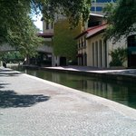 River walk area next to Homewood Suites by Hilton Dallas-Irving-Las Colinas