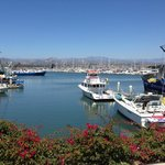 Scenic view near Andria's at Ventura Marina