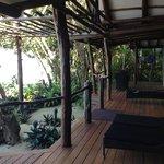 Coral Villa deck
