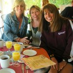 Breakfast on the porch at the Cashelmara Inn - Avon by the Sea