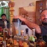 great bartender!!