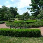 Boscobel Garden