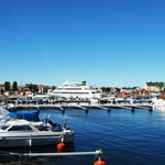 Sandhamn harbour