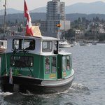 """""""Pickle Boat"""" Ferry"""