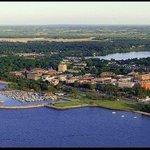 Beautiful Traverse City, Michigan!