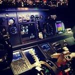 Simulateur 737-800NG