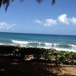 Perfect ocean view!