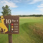Jacoby Golf Course #10 Tee